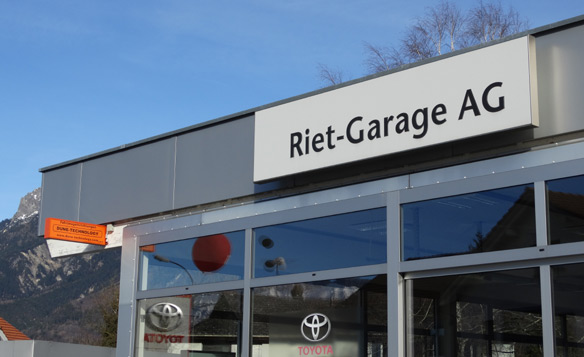 Contact Riet-Garage AG