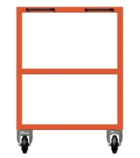 Dune-Technology D-T MW WG 0 Series  Assembly Trolley