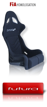 Futura - Sport Seats with FIA homologation