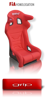 Grip - Sport Seats with FIA homologation